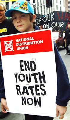 End Youth Rates Now