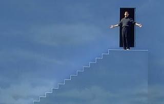 "Jim Carey in ""The Truman show"""