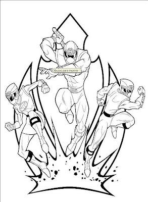 Power Rangers Wild Force Power Rangers Ninja Storm Wiring