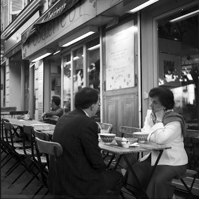 Café Le Coquelicot, Montmartre