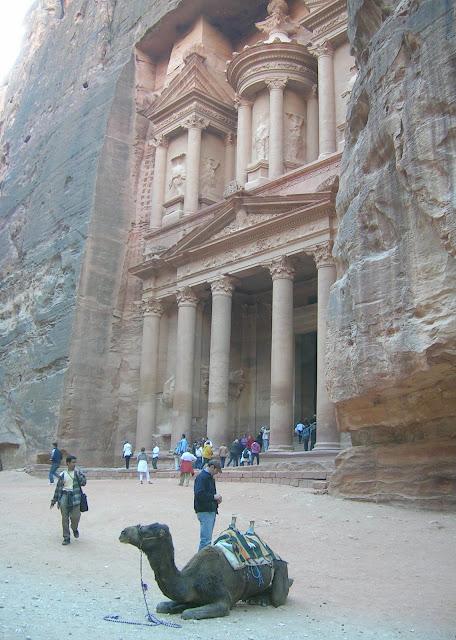 Il Tesoro, simbolo di Petra