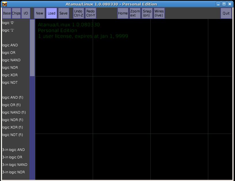 Atanua Realtime Logic Simulator Learning Of Basic Boolean Logic And