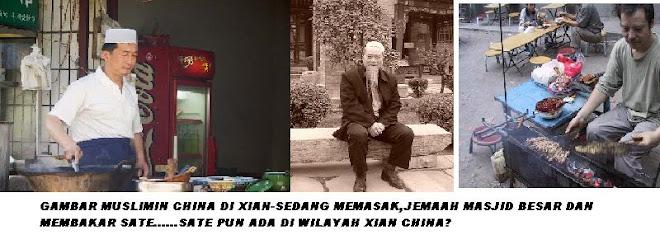 MASYARAKAT ISLAM DI XINJIANG, CHINA