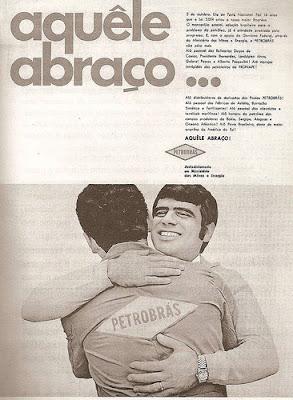 Aquele Abraço - Campanha publicitária da Petrobrás em 1969