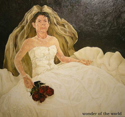 Divine Bride 50 x 46ins