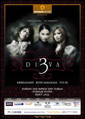 Konser 3 Diva