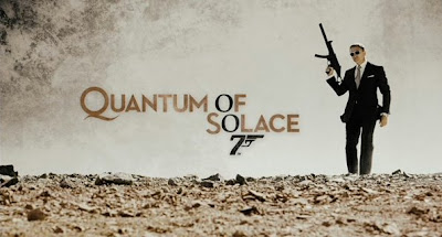 James Bond Movie - Quantum Of Solace - Meilleurs Films 2008
