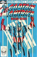 Captain America #260