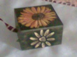 Caja para decoraciòn