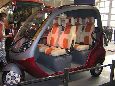 New Auto Rickshaws on Mumbai Roads