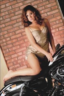 EMMA WAROKKA In Sexy Pose