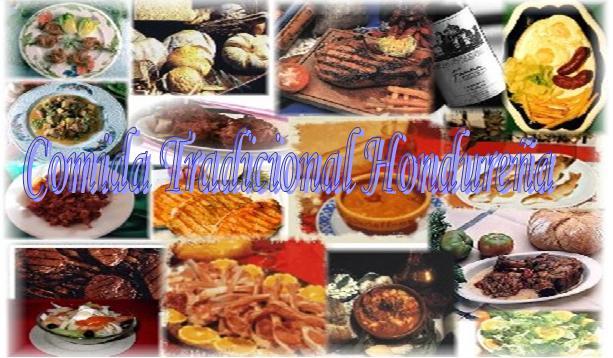 tnzmb La Gastronomia Hondurea