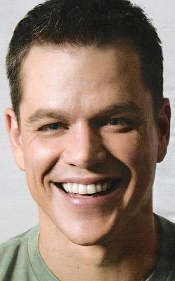 Matt Damon Short Textured Hairstyle – Cool Men's Hair