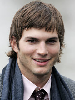 Ashton Kutcher Hairstyles – Cool Men's Hair
