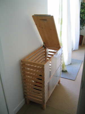 hows this for a big capacity laundry bin  IKEA Hackers