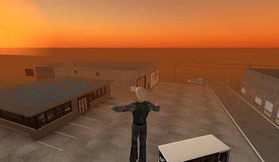 Intel: l'isola Second Life dall'alto