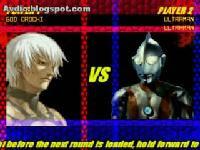 Ultraman vs KOF