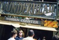 Thunderhead Roller Coaster - Dollywood