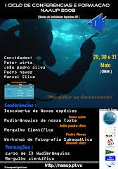 I Ciclo de Conferências e Formação NAAUP-AQUAICBAS 2008