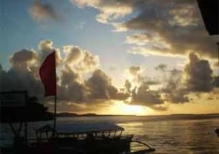 bagacay sunrise