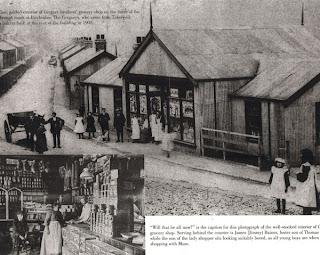 Derwent Dams - Birchinlee -Tin Town