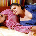 Hot Masala Actress Showing Clevage And Neval