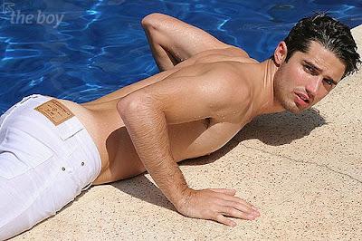 Male model Giancarlo