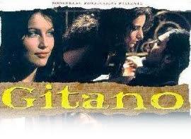 Laetitia Casta es protagonista de la pelicula Gitano, basada en n libro de Perez-Reverte