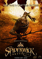 Spiderwick Chronicles Poster - Their World Is Closer Than You Think.