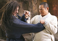Forbidden Kingdom - Jackie Chan vs Jet Li