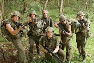 Tropic Thunder Soldiers