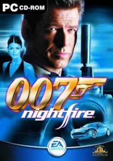 free 007 JAMES BOND NIGHTFIRE game download