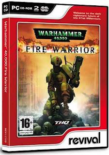free WARHAMMER 40,000 FIRE WARRIOR game download