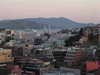 Le Meridien San Francisco View at Dawn