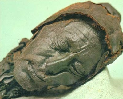 bog bodies 9 Most Amazing Overlooked Mysteries in History