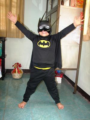 Nira as Batgirl!