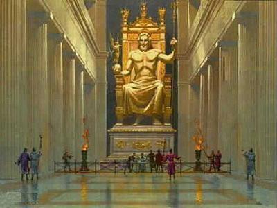 甜心古跡: 宙斯神像(Lord of Olympia)