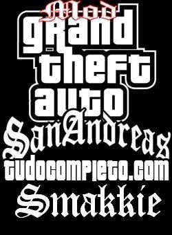 Grand Theft Auto San Andreas: Smakkie MOD (2008)
