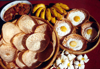 hoppers Sri Lankan cuisines