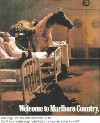 Θυμάστε τον Marlboro Man? Π�θανε από καρκίνο..