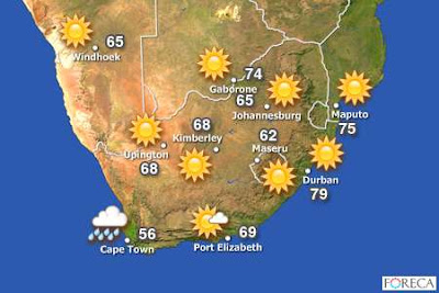 Durban Weather Today