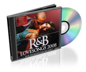 R&B Love Songs 2Cd´s