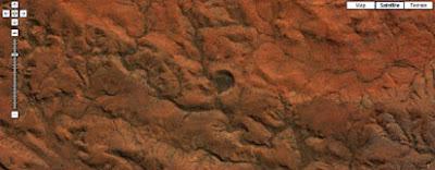 Hickman Crater, Australia