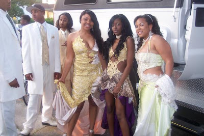She So Ghetto prom dresses what not to wear 3