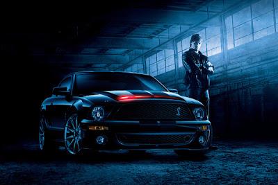 Nuevo KITT; Ford Mustang Shelby GT500K