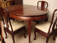 Dining Table: Oriental Dining Table And Chairs