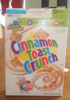 Cereal box notepad tutorial updated with new pics infarrantly line up the top of the paper with the top of your cereal box make a notepad sandwich with the top of your cereal box then the pad of paper ccuart Gallery