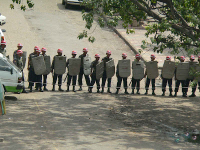 Burma's Conflict becomes more dangerous