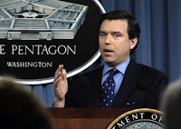 Pentagon Press Secretary Geoff Morrell holds a press briefing to update reporters on the latest news and events within the Department of Defense.