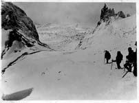 James Harlow - Hiking Back Down Mt Hood